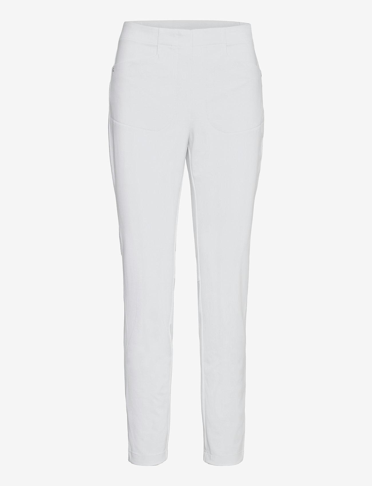 Ralph Lauren Golf - Stretch Athletic Golf Pant - golfbroeken - pure white - 0