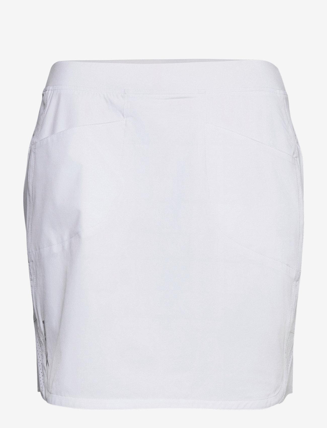 Ralph Lauren Golf - Perforated Stretch Golf Skort - træningsnederdele - pure white - 0