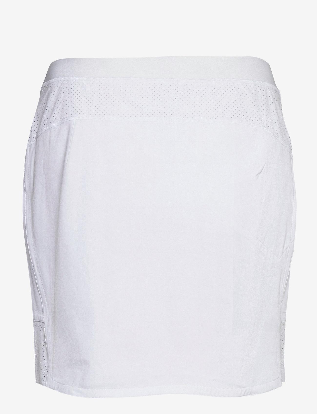 Ralph Lauren Golf - Perforated Stretch Golf Skort - træningsnederdele - pure white - 1