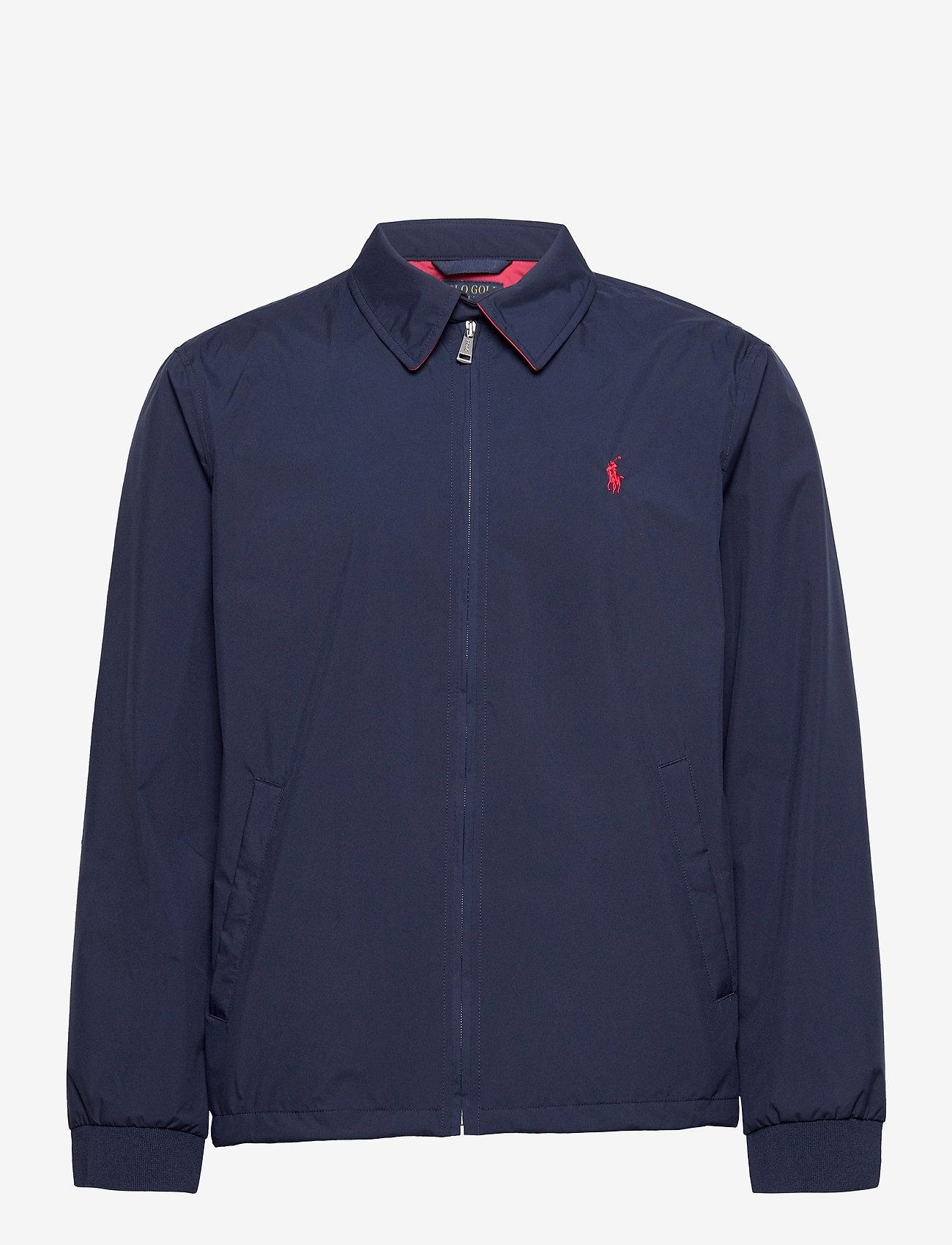 Ralph Lauren Golf - PERFRMNCE STRTCH 2L-BI-SWING JACKT - golf jackets - french navy - 0