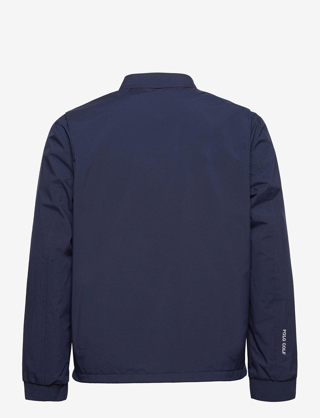 Ralph Lauren Golf - PERFRMNCE STRTCH 2L-BI-SWING JACKT - golf jackets - french navy - 1