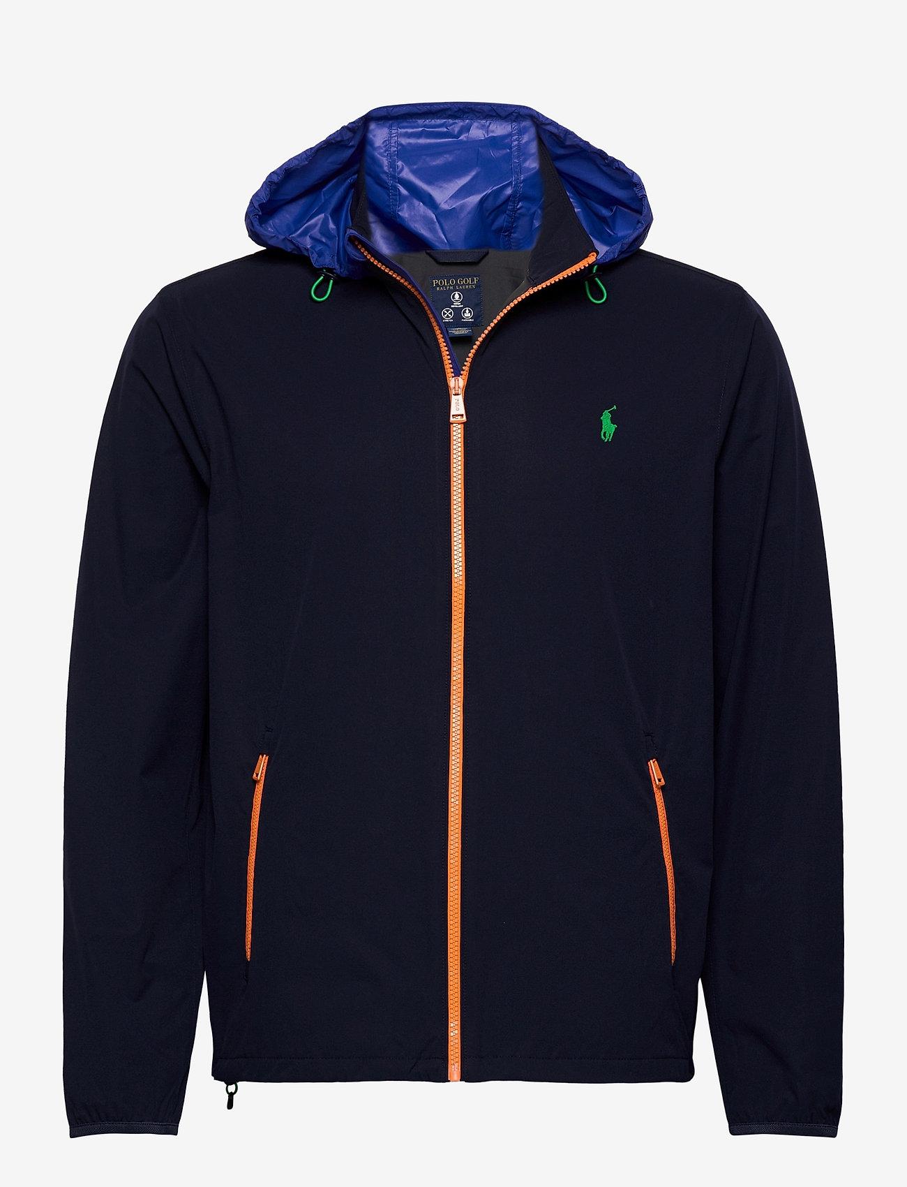 Ralph Lauren Golf - Packable Hooded Jacket - golfjakker - french navy - 0