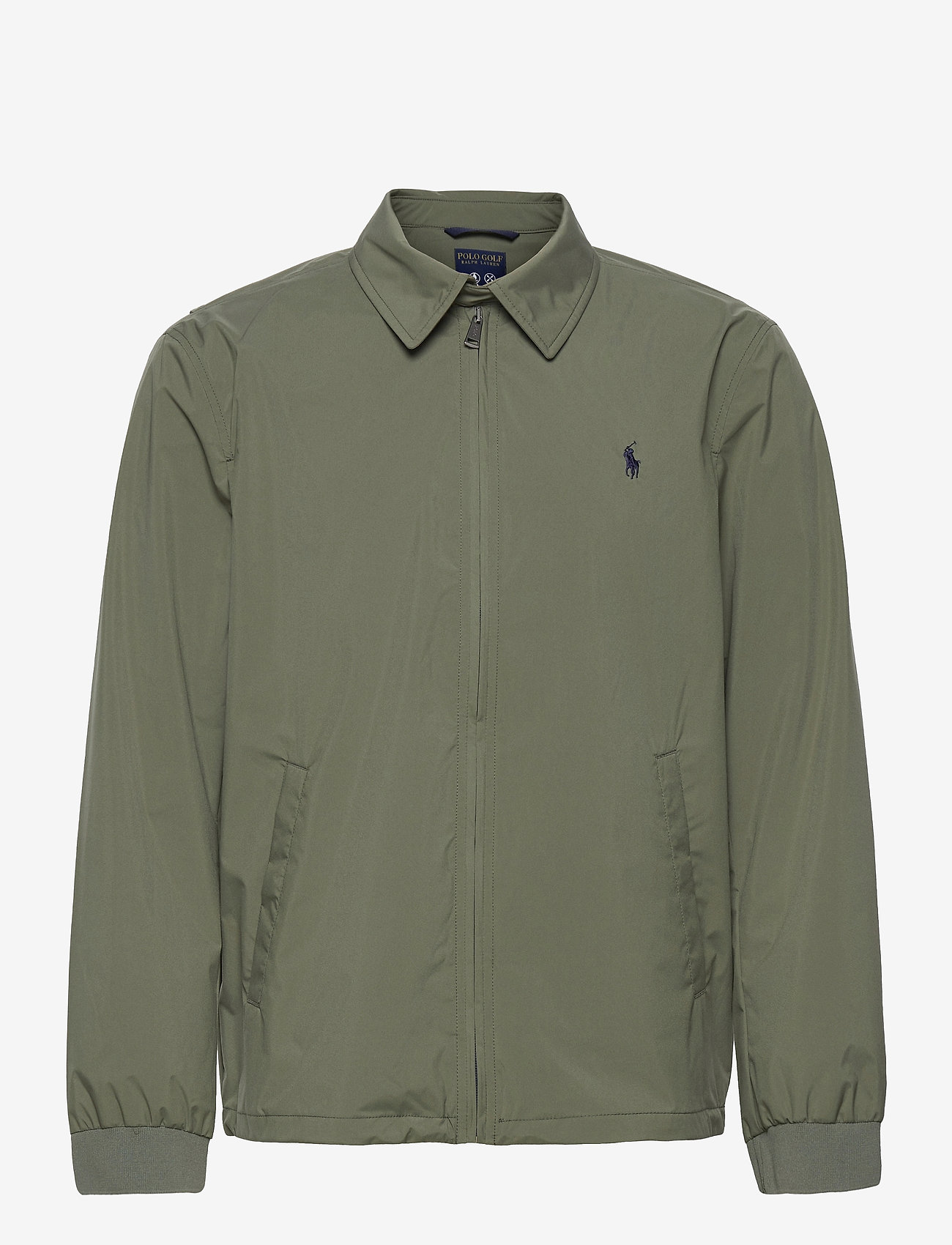 Ralph Lauren Golf - PERFRMNCE STRTCH 2L-BI-SWING JACKT - golf jackets - fossil green - 0