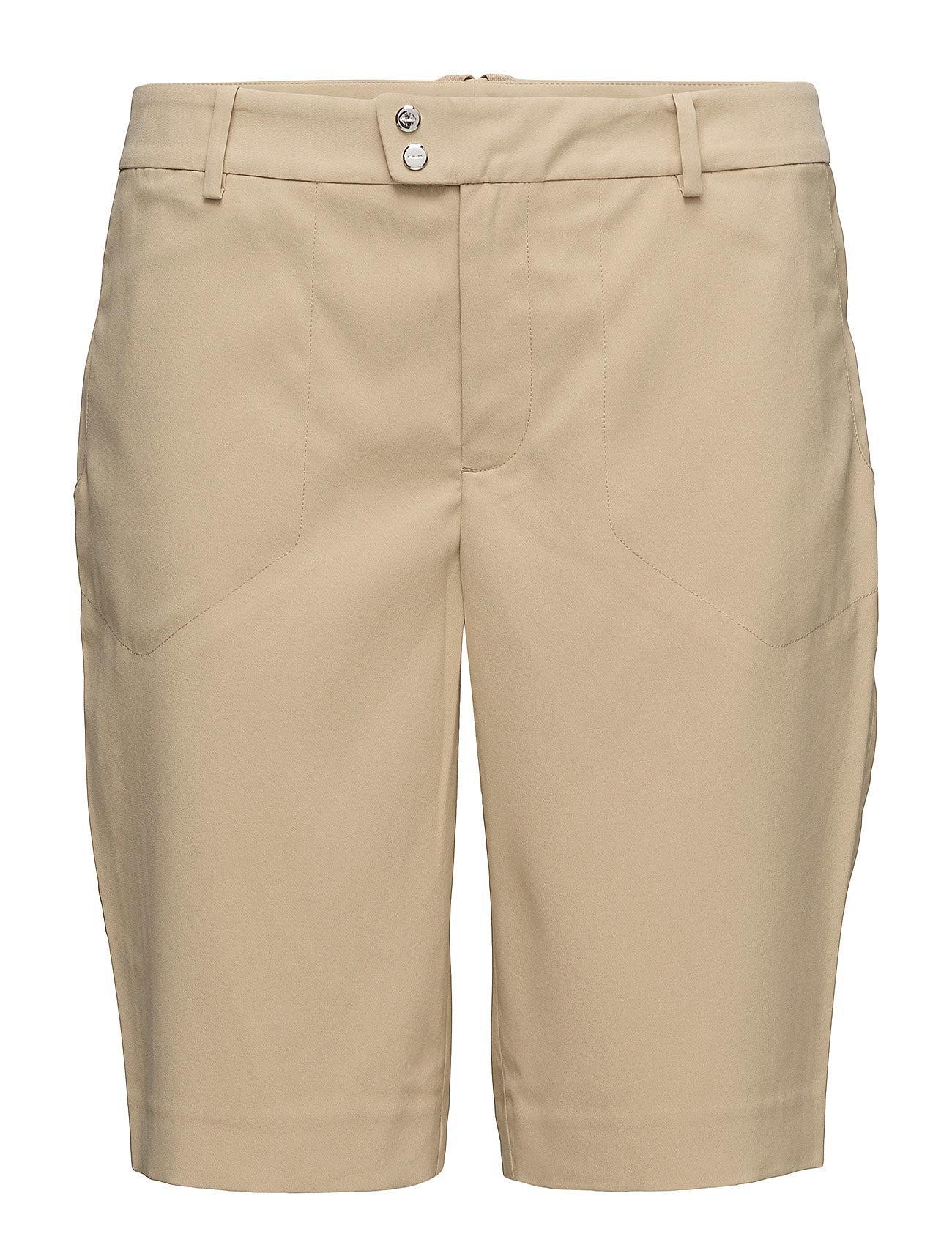 Ralph Lauren Golf Stretch Satin Short - POLO TAN