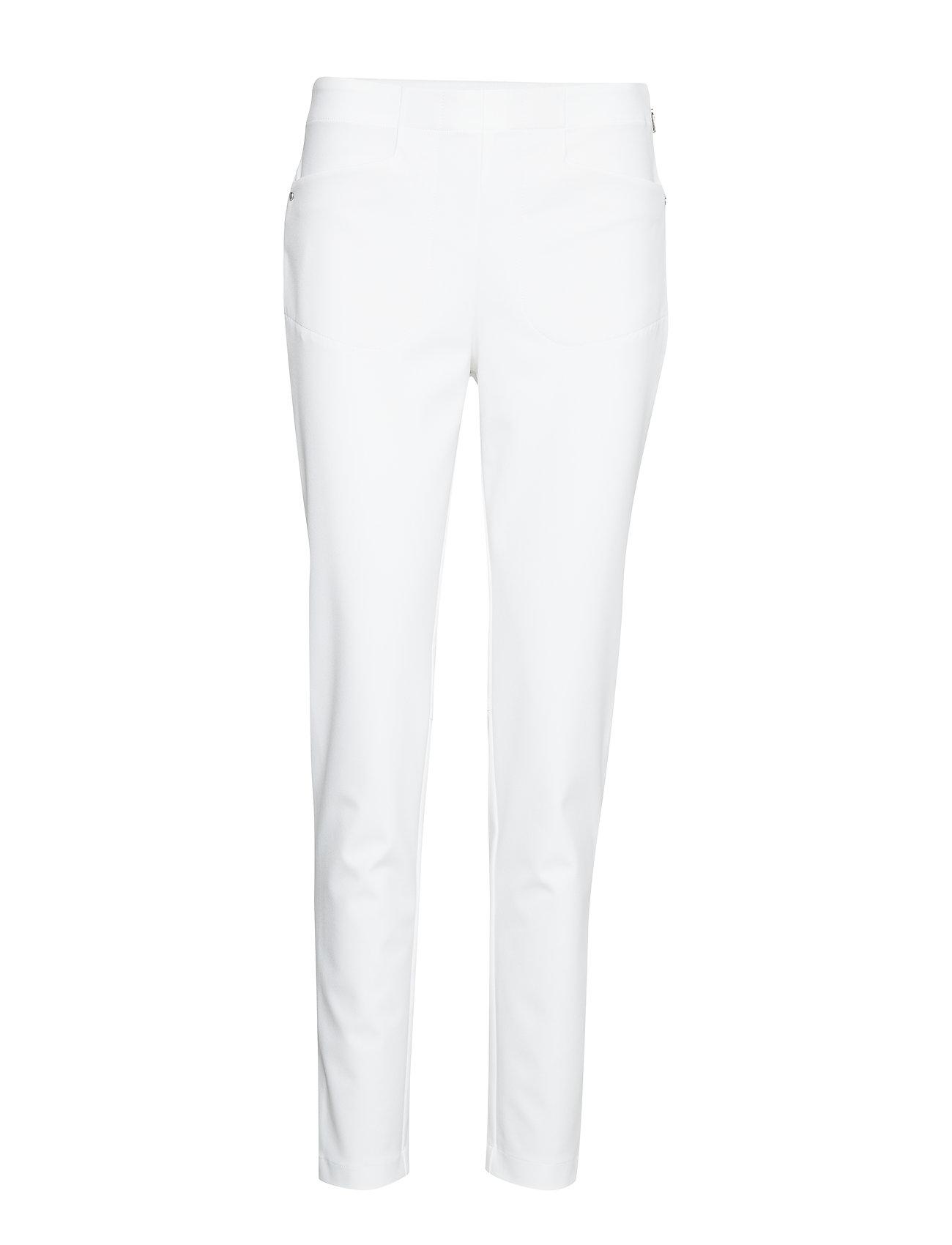 Ralph Lauren Golf Stretch Athletic Golf Pant - PURE WHITE