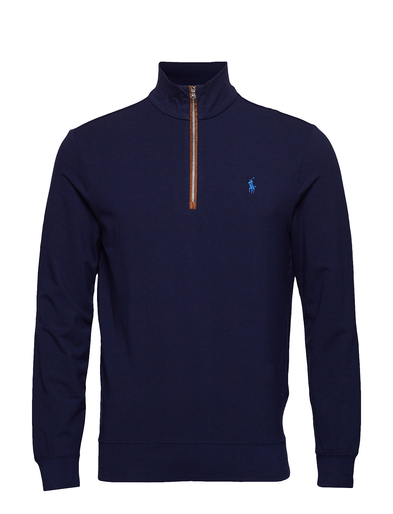 new product 887fe 7e44c Slim Fit French Terry Pullover