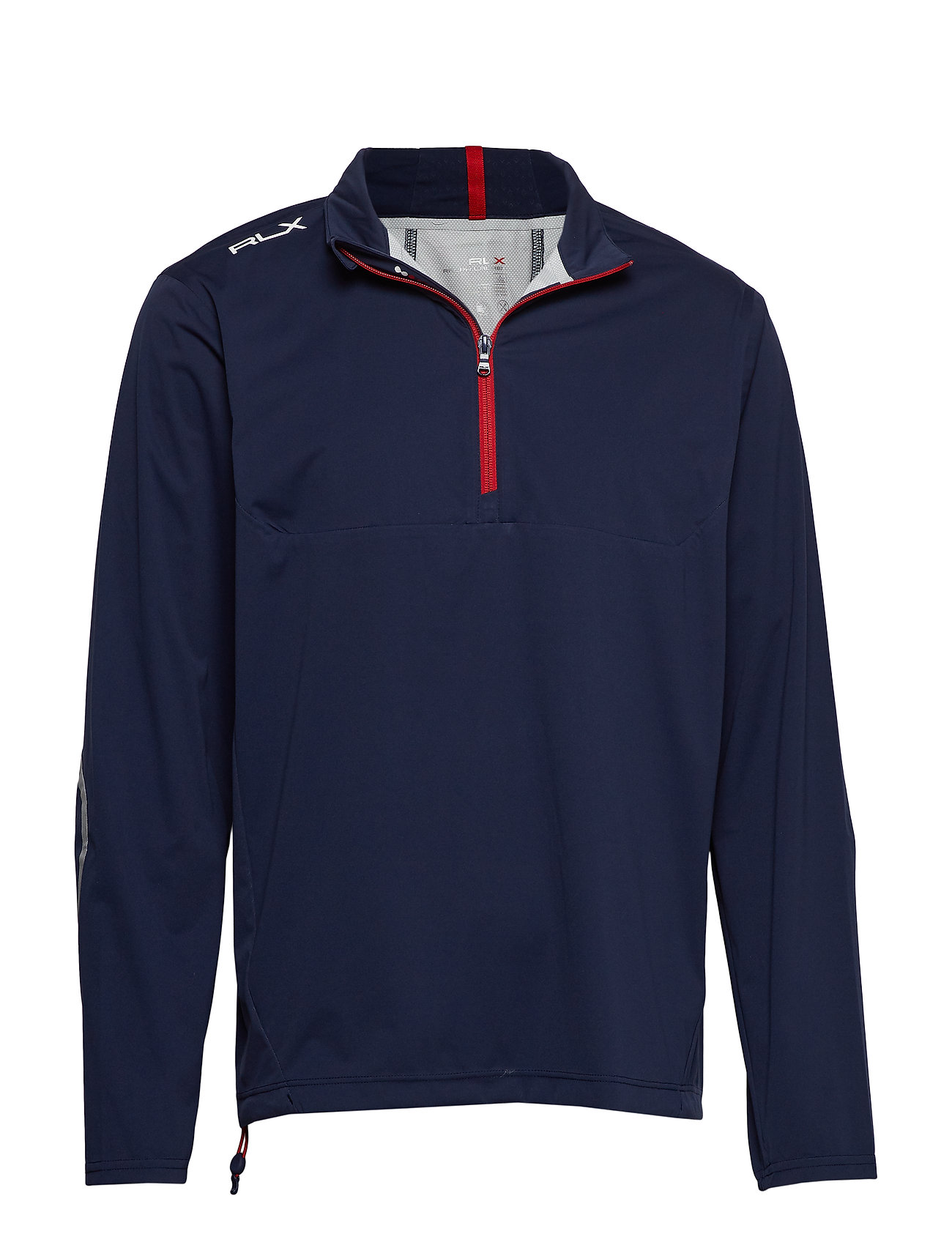 Ralph Lauren Golf Paneled Interlock Golf Jacket - FRENCH NAVY