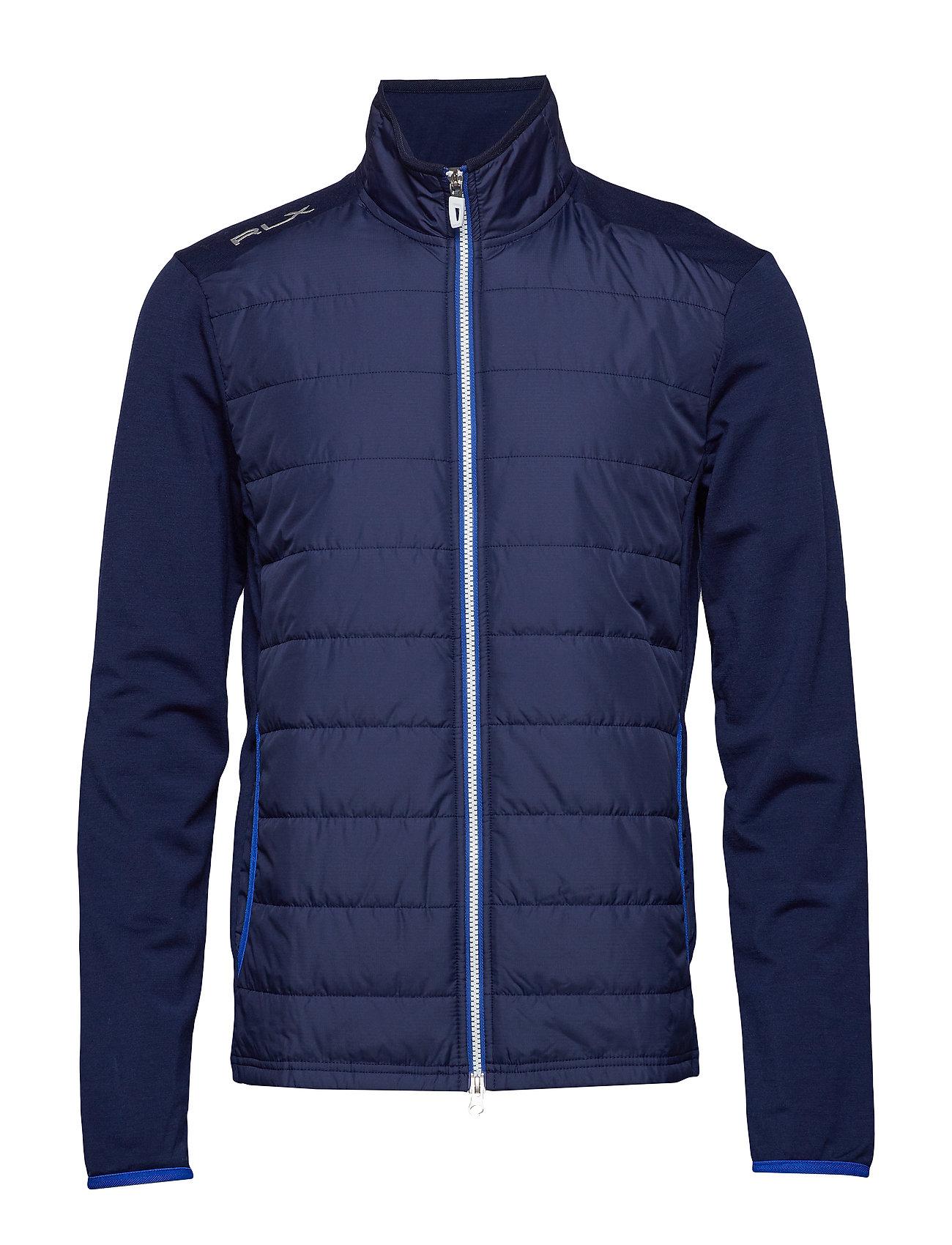 Ralph Lauren Golf Stretch Wool Golf Jacket - FRENCH NAVY