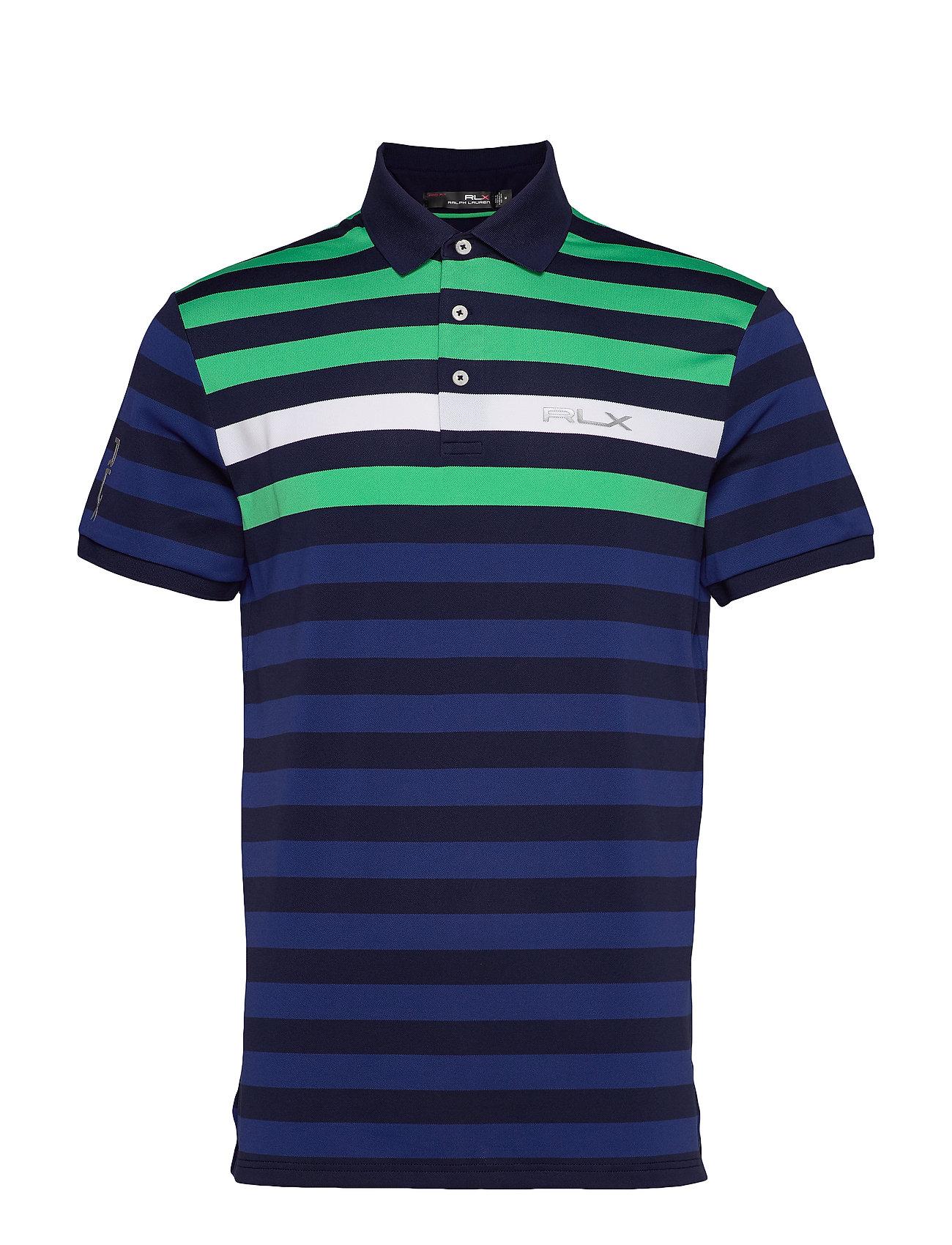 Ralph Lauren Golf SS KC PF-SHORT SLEEVE-KNIT - PURE WHITE MULTI