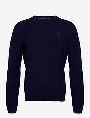 Ralph Lauren Golf - Washable Merino Wool Sweater - basic sweatshirts - french navy - 0