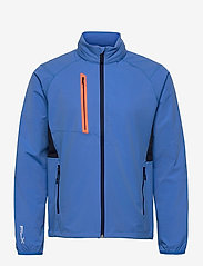 Ralph Lauren Golf - STRETCH DWR-PAR WINDBREAKER - golf jackets - colby blue - 0