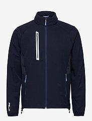 Ralph Lauren Golf - STRETCH DWR-PAR WINDBREAKER - golf jackets - french navy - 0