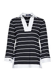 UV Golf Tunic Top - PURE WHITE/POLO B