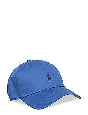 COTTON/POLY-FAIRWAY CAP - CRAYON BLUE