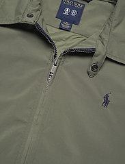Ralph Lauren Golf - PERFRMNCE STRTCH 2L-BI-SWING JACKT - golf jackets - fossil green - 3
