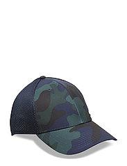 POLY TWILL-FLEX FIT CAP - BLACKWATCH RLX CA