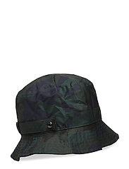 POLY TWILL-PACKABLE BUCKET CAP - BLACKWATCH RLX CA