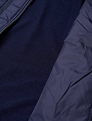 Ralph Lauren Golf - RECYCLED PERF WOOL-LS FZ MOCKNECK M - golf jackets - french navy - 4