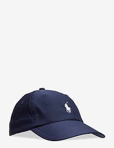 Satin Golf Cap - FRENCH NAVY