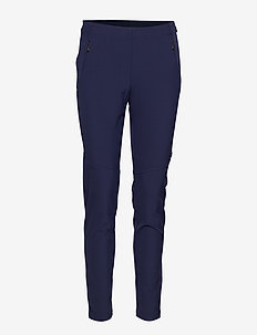 Stretch Twill Skinny Pant - FRENCH NAVY