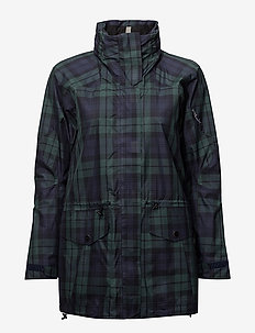 2.5 LAYER-LND-JKT - BLACKWATCH PLAID