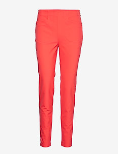 Stretch Athletic Golf Pant - RACING RED