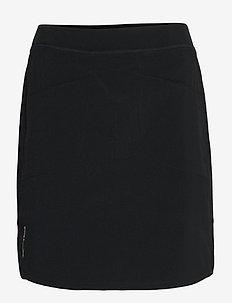Perforated Stretch Golf Skort - treningsskjørt - polo black