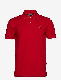 Custom Slim Fit Golf Polo - RL 2000 RED