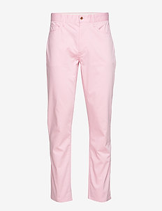 PERFORMANCE CHINO-5PKT TAILORDFIT P - PINK FLAMINGO
