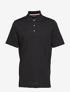 Active Fit Performance Polo Shirt - POLO BLACK