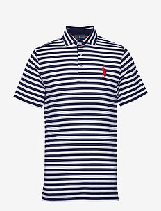 Polo Golf x Justin Thomas Polo - FRENCH NAVY/WHITE
