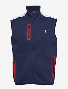 Polo Golf x Justin Thomas Vest - FRENCH NAVY