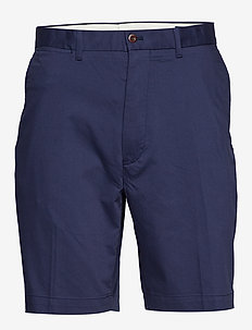 CTN/POLY/STR TWILL-TAILOREDFITGOLF - FRENCH NAVY