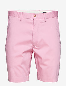 CTN/POLY/STR TWILL-TAILOREDFITGOLF - PINK FLAMINGO