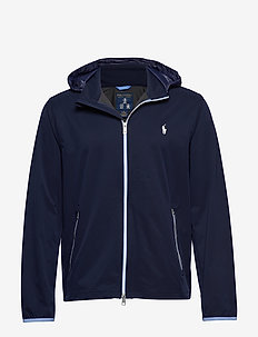 Packable Golf Jacket - FRENCH NAVY