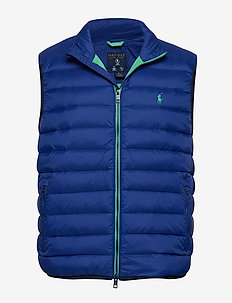 Packable Down Vest - SPORTING ROYAL