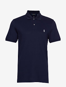 Custom Slim Performance Polo - FRENCH NAVY