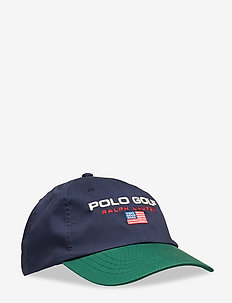 Polo Golf Twill Cap - FRENCH NAVY/NEW F