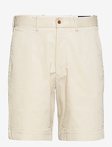 PERFORMANCE CHINO-TAILORDFIT GOLFSH - tailored shorts - basic sand