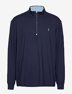 Performance Jersey Pullover - FRENCH NAVY