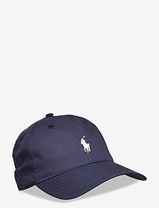 REC COTTON POLY-FAIRWAY CAP - lakit - french navy