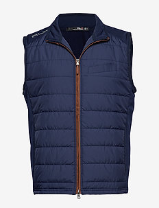 Stretch Hybrid Vest - FRENCH NAVY