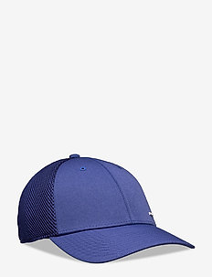 POLY TWILL-FLEX FIT CAP - ROYAL NAVY