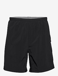 Compression-Lined Short - POLO BLACK