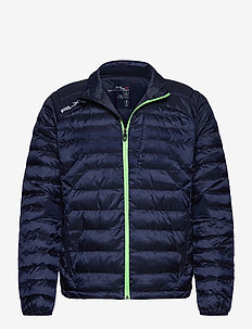 Packable Quilted Jacket - vestes de golf - french navy