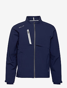 Waterproof Jacket - golfjakker - french navy