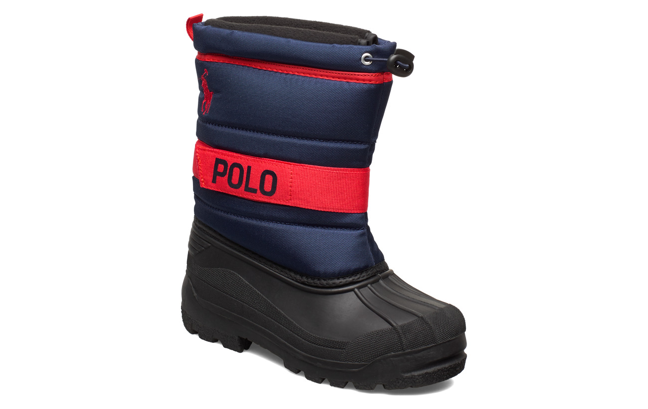 Ralph Lauren Kids TUCKER - NAVY NYLON/RED W/RED PP