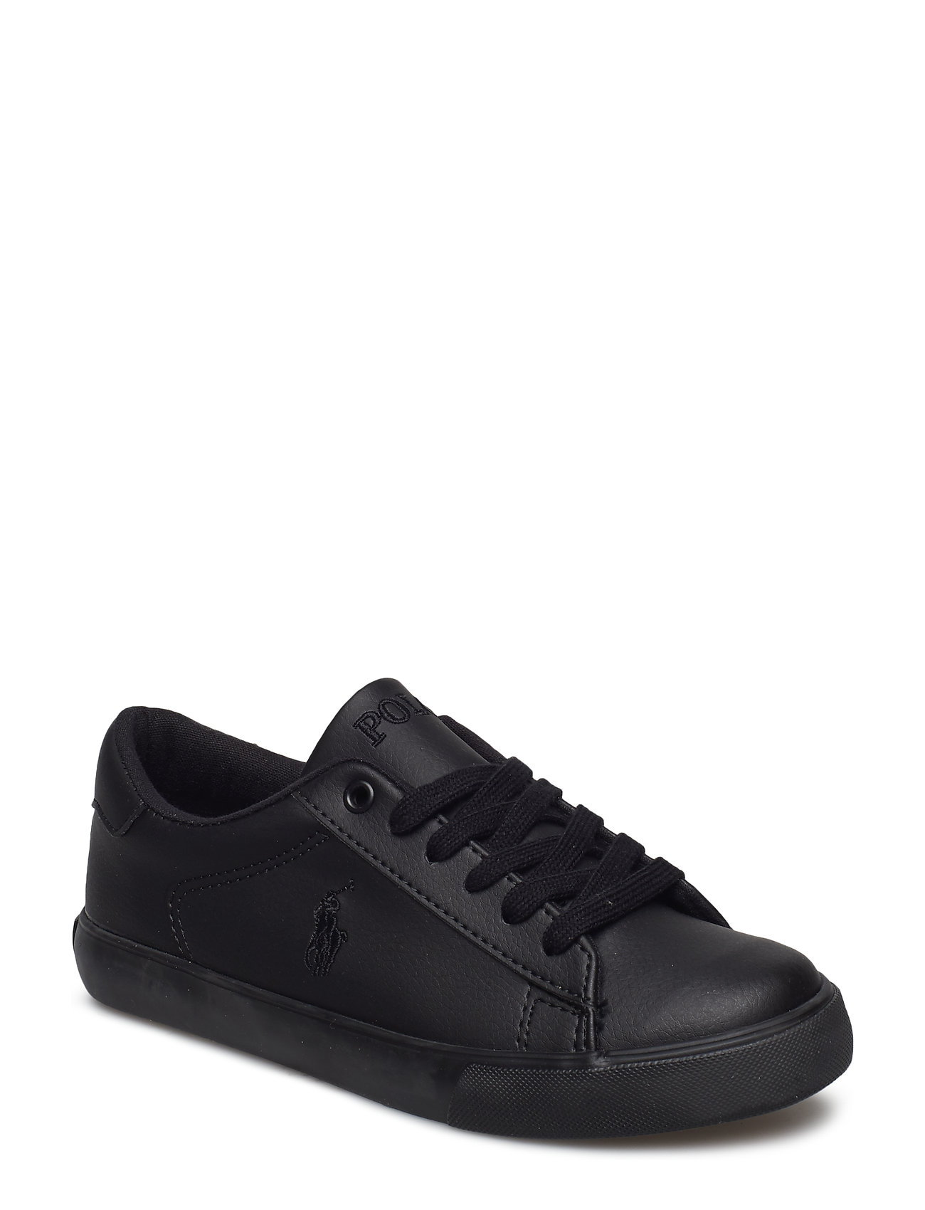 Ralph Lauren Kids EASTEN - TRIPLE BLACK TUMBLED
