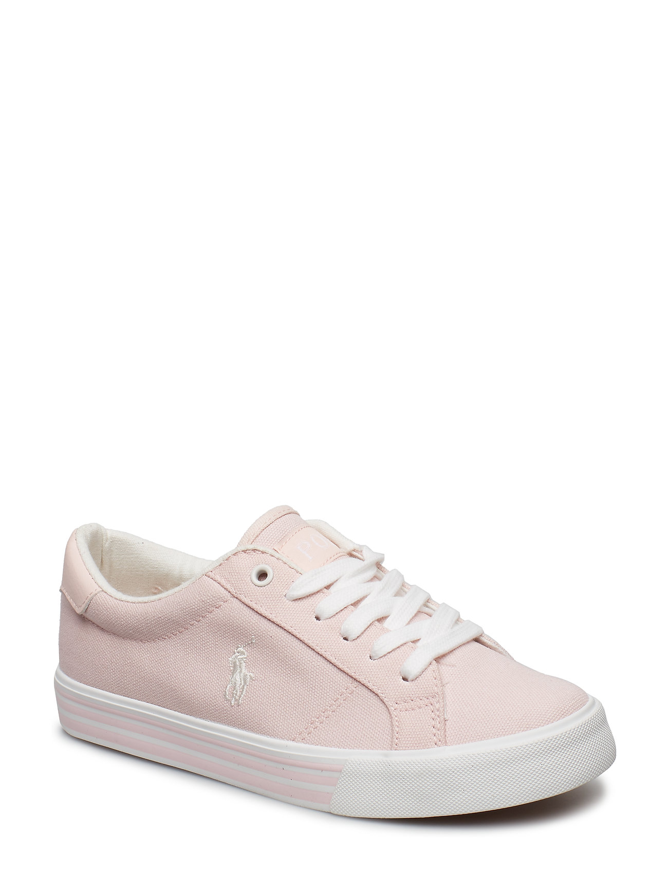 Ralph Lauren Kids EDGEWOOD - LIGHT PINK CANVAS W/PAPERWHITE PP