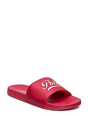 YALESVILLE - SPORT PINK PEARLIZED W/WHITE POLO SCRIPT